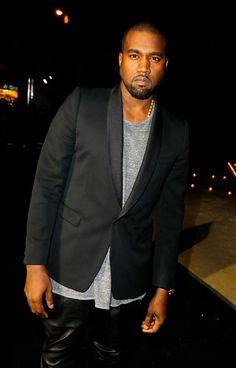 Kanye West / Photos Courtesy of M.A.C Cosmetics
