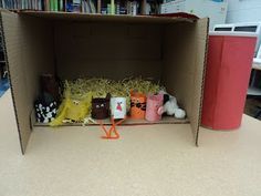 Farm: Project based learning with kindergarteners