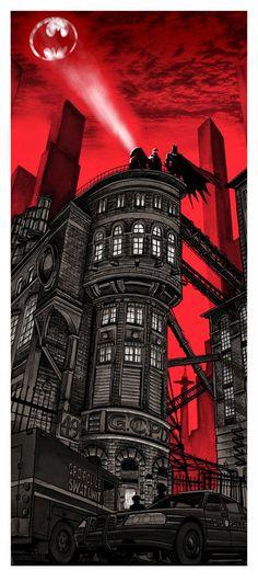 Cool Art: 'Gotham PD' (Regular Edition) by Tim Doyle