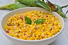Corn Salad | Mother Thyme
