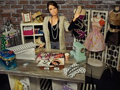 A Doll Affinity: I'm on TinyFrockShop.com...well....