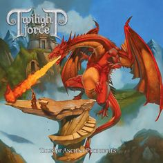 TWILIGHT FORCE | Tales of ancient prophecies - Nuclear Blast