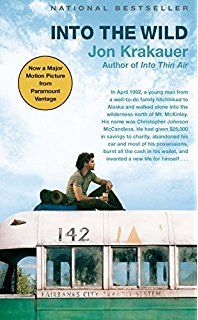 Into the Wild (Paperback). Jon Krakauer's Into the Wild examines the true story of Chris McCandless, a young man, who in 1992 walked deep into the. Into The Wild, Free Books Online, Reading Online, Ebooks Online, Books To Read, My Books, Wild Book, Thing 1, Islands