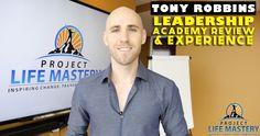 http://projectlifemastery.com/tony-robbins-leadership-academy/