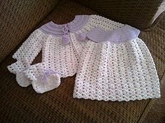 Free Crochet Patterns - Baby sweaters and jackets - 245 Crochet