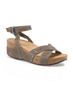 image of Kitten Wedge Sandals
