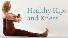 If you've ever experienced knee or hip pain, you know how tenuous simple activities such as walking down the stairs or squatting can feel. Luckily, yoga offers many tools to create space and relieve pain in the knees and hips.