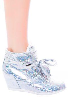 Privileged Amore Taller Platform Sneaker | Dolls Kill