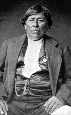 Chief King - Ojibwa