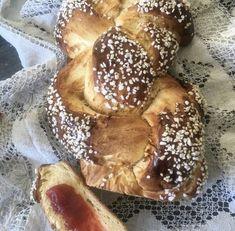Super fluffiges Rezept Butter, Pretzel Bites, French Toast, Bread, Breakfast, Food, Brioche, Bakken, Puding Cake