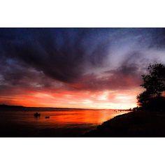 #4plusArtStudio #porto #oporto #riodouro #portugal #europe #explore #travel #wanderlust #river #ocean #sea #sunset #totheocean #iphonephotography #dreamview #skylovers #panorama #colorlove