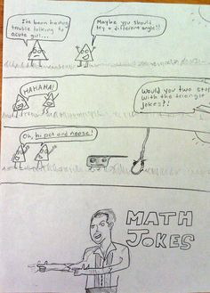 Tastefully Offensive: Math Jokes, oh the nerd in me lol
