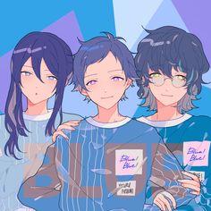 Media Tweets by おやすみ (@ohayou46) / Twitter Manga Art, Manga Anime, Anime Art, Comedy Anime, Cute Art Styles, Boy Poses, Handsome Anime, Star Art, Ensemble Stars