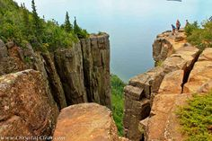 Best natural wonders of Ontario. I Can't wait to get out exploring this summer!