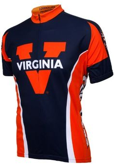 University of Virginia Cavaliers Cycling Jersey 021b4842a