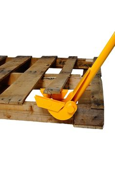 Vergo Industrial Pallet Buster / Pallet Breaker - Premium Steel with Handle, 41""
