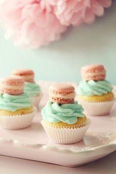 Glitzer, Zucker, Frosting - Heart of Dough, der Cupcake-Blog: Gebäck-Inception