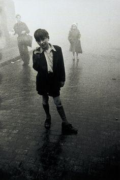 Londres 1951-52 -Robert Frank