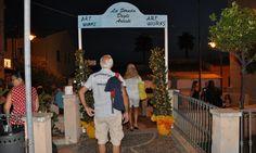 A Golfo Aranci, Via dei Caduti diventa per l'estate la Strada degli Artisti