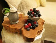 honey boards serving breakfast in bed...