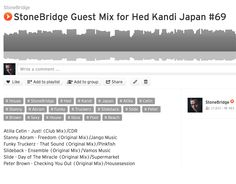 Hed Kandi Japan #69 is up with heat from Atilla Cetin, Peter Brown and more https://soundcloud.com/stonebridge/stonebridge-guest-mix-for-66 #stonebridge #hedkandijapan #funky #sexy #house