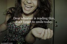 *smile*