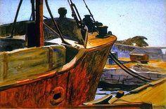 ~ Edward Hopper ~ American artist, 1882-1967