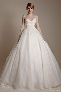 Princess Wedding Dresses : Ersa Atelier 2013 Bridal Collection