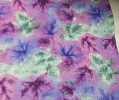 Leaves print nature CF 4034 Sewing fabric by Timeless treasures cotton flannel  #TimelessTreasuresFabric