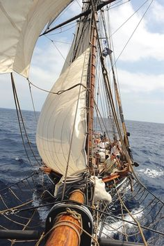 After the Amistad is repaired and passes its Coast Guard inspections, the plan is for the ship to spend the warm weather months operating between New Haven, New London and Mystic, running youth educational programs, day sails and short trips.