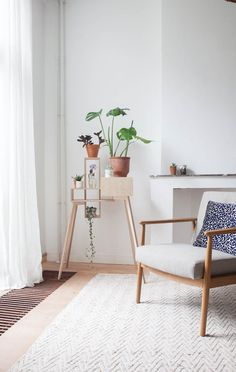 Fresh Dutch style with cheerful pops of colour from Studio LileSadi