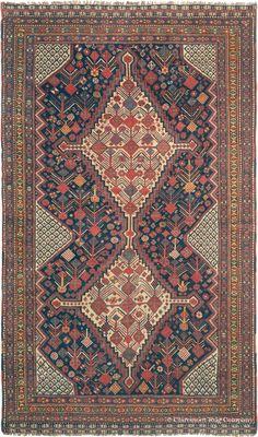 antique-persian-qashqai-carpets-featured