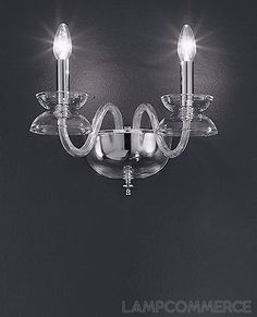 Voltolina Dalì wall lamp Lights & Lamps - LampCommerce