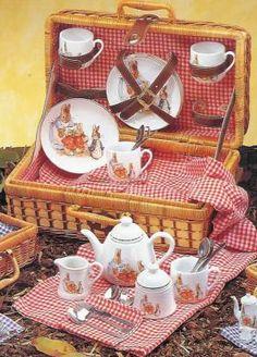 Beatrix Potter Picnic