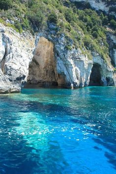 Turquoise water, Karpathos, Greece