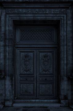 Black door NB X