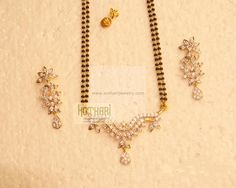 Jewelry Making Supplies Gold Silver Rose Gold Big Pendant Connector For DIY Long Pearls Necklace Jewellery Findings Accessories – Fine Sea Glass Jewelry Gold Jhumka Earrings, Gold Bridal Earrings, Bridal Jewelry, Gold Jewelry, Beaded Jewelry, Gold Mangalsutra Designs, Jewellery Designs, Diamond Mangalsutra, Necklace Designs