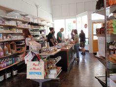 Ciitzen's Co-op checkout in Gainsville, FL