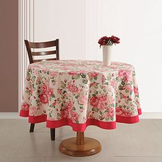 "Indian Round Floral Print Tablecloth - 70"" Cotton Table C... https://www.amazon.com/dp/B015HDC7UU/ref=cm_sw_r_pi_dp_x_1bHVybKG2MVJD"