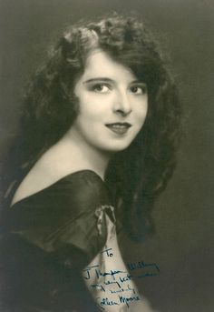Colleen Moore (August 19, 1899 – January 25, 1988) was an American film actress, and one of the most fashionable stars of the silent film era. Moore died from cancer in Paso Robles, California, aged 88.[12] Her contribution to the motion picture industry has been recognized with a star on the Hollywood Walk of Fame at 1551 Vine Street.