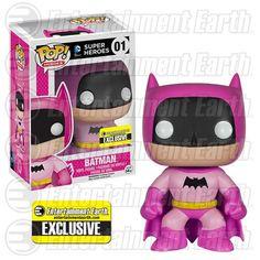 Batman 75th Pink Rainbow Batman Pop! Vinyl - EE Exclusive