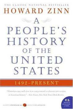 """""""A People's History of the United States"""" by Howard Zinn"""
