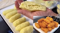 Vyprážaný syr nemá šancu: Potrebujete len zemiaky, kúsok syra a múku – táto pochúťka bude mať najväčší úspech! Syr, Cheese, Ethnic Recipes, Food, Cooking, Essen, Meals, Yemek, Eten