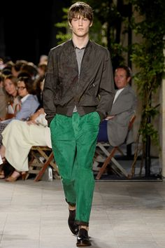 Hermès Spring 2016 Menswear Fashion Show: Complete Collection - Style.com