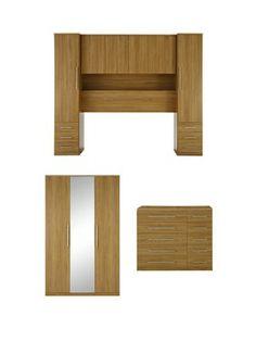 Metro Chest Of Drawers Drawers - Prague bedroom furniture set