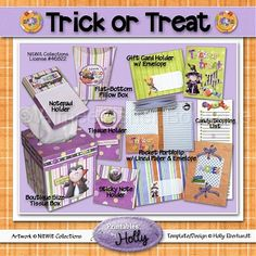 Trick or Treat :: Halloween :: Holidays :: Aimee Asher Boutique
