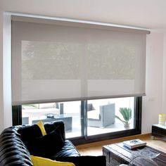 Leroy Merlin, Roman Shades, Curtains, Inspire, Interiors, Inspiration, Home Decor, Living Room Modern, Modern Living Rooms