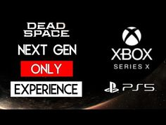 Playstation 5, Xbox, Dead Space, The Creator, Xbox Controller