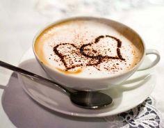 Hearts in my mug
