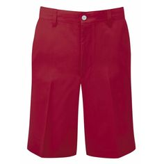 Footjoy Herre Shorts Rød 34